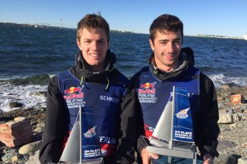 Silver medal for Team Tilt at Red Bull Foiling Generation World Final in Newport