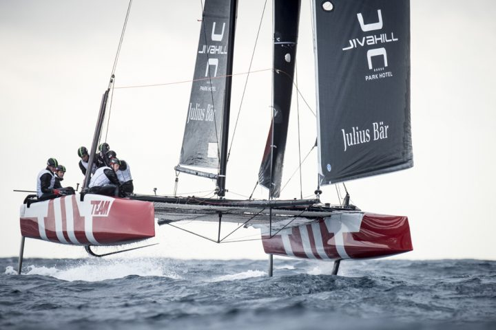 GC32 Training Marseille