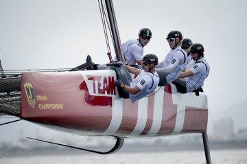 GC32 Championship : good start for Team Tilt