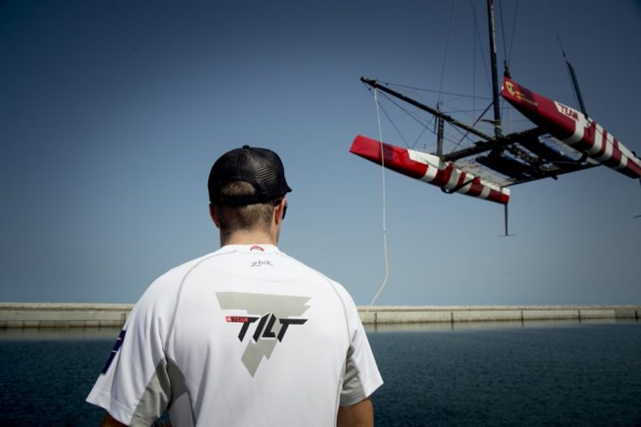 Team Tilt Sailing Oman