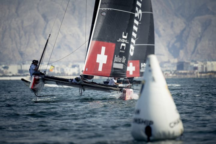 Team Tilt Sailing – Oman
