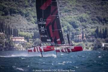 Team Tilt takes second place at GC32 Riva Cup