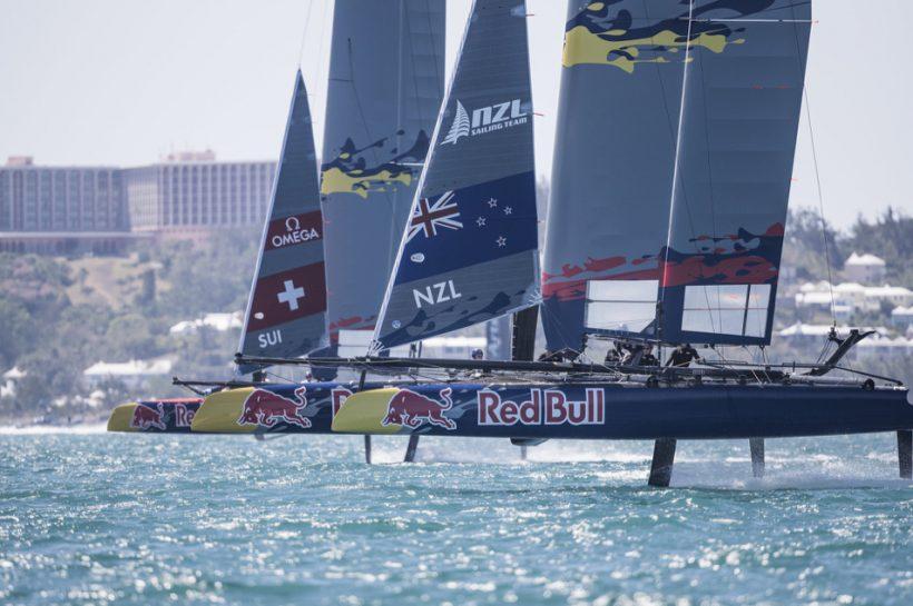 Red Bull Youth America's Cup – les jeunes suisses sont prêts à en découdre