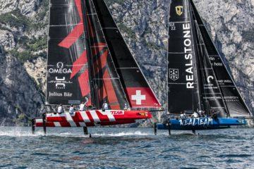 Team Tilt will sail the GC32 World Championship