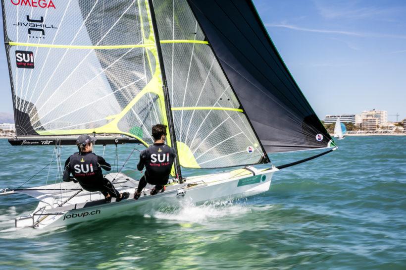 Team Tilt strong in Palma de Majorca