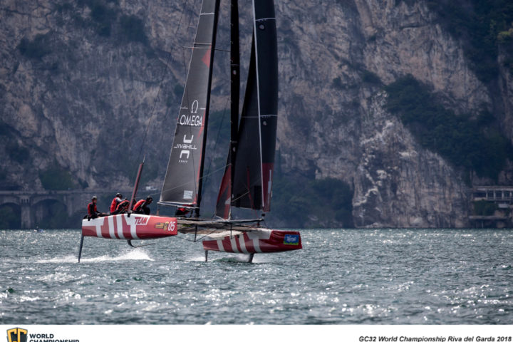 GC32 Worlds day 1