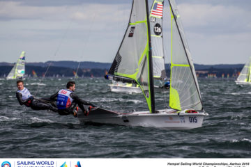 Solid start at Aarhus Worlds