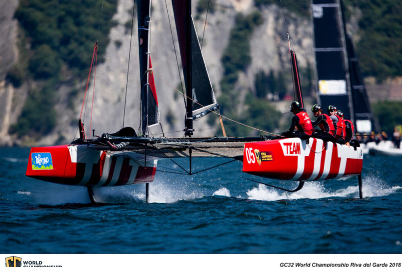 Nominated for the 2019 SUI Sailing Awards