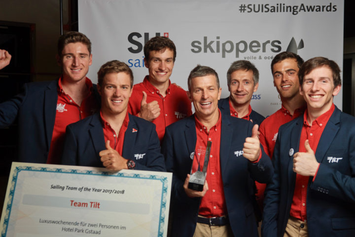 SUI Sailing Awards