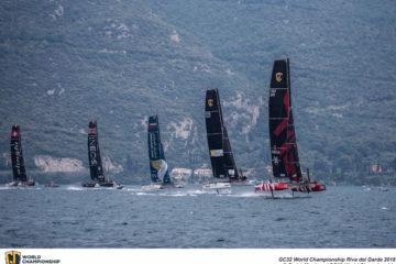 Championnat du Monde de GC32 : Team Tilt remet son titre en jeu