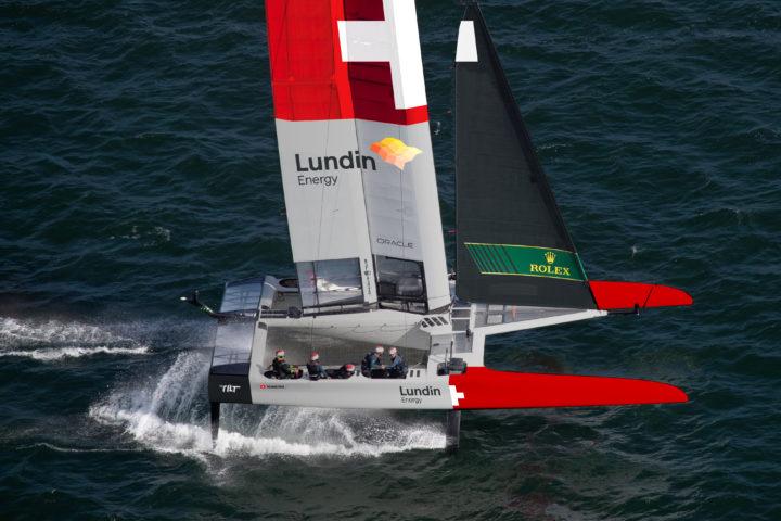 Switzerland SailGP Team